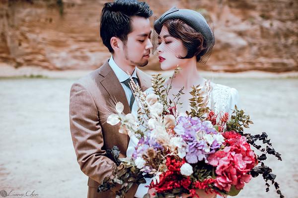 獨立婚紗影像-凱詩 & SHO