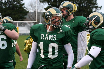 WV Rams Football 04/08/06