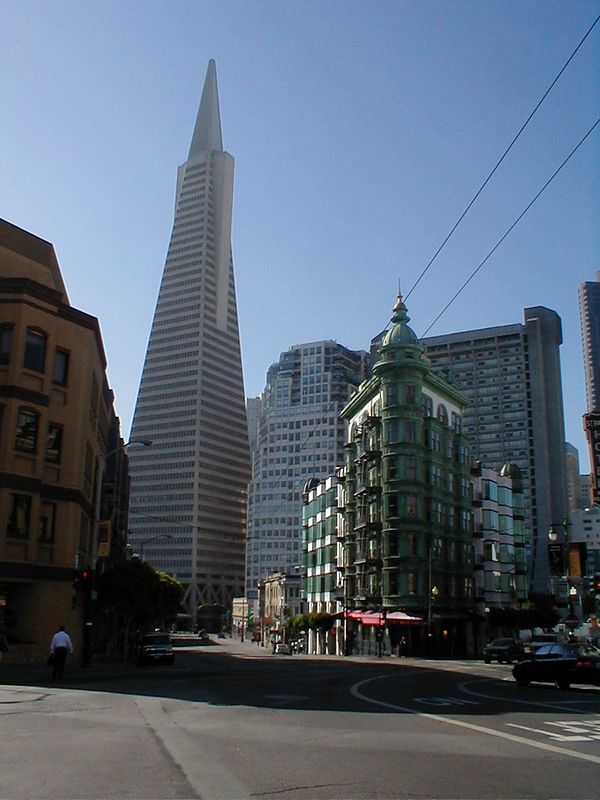 2003-07 - San Francisco