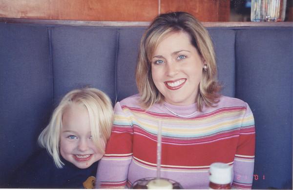 Baltimore Visit for Thanksgiving 2001