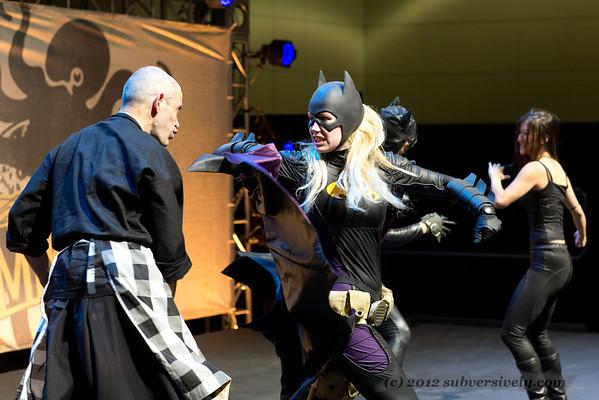 Comikaze 2012: Batgirl Spoiled