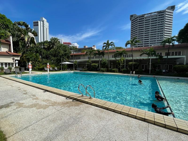 Goodwood Park Hotel Swimming Pool
