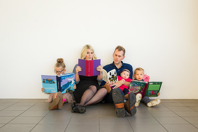The Spiers Family 2014 Mini-Session
