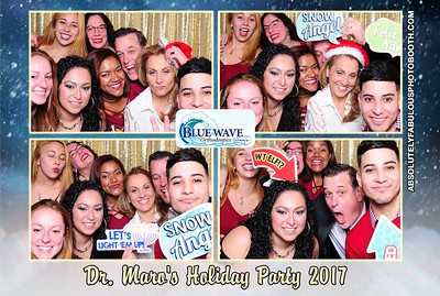 Blue Wave Orthodontics Holiday Party - 2017