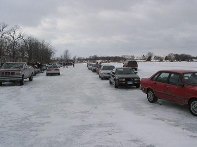 Ice Racing 2003