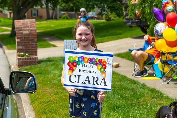 Clara Ashley Dryden 5 17 2020 BIRTHDAY