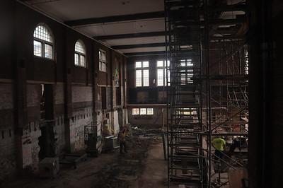 The New Center Facility