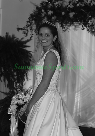 Brooke and Ross's Wedding