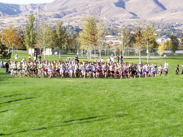 2005-10-20 Big 9 District Championships