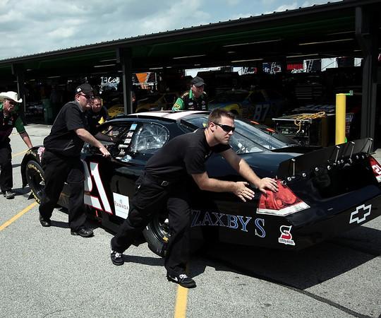 NASCAR Nation Wide July 2010