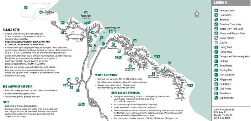 Possum Kingdom State Park