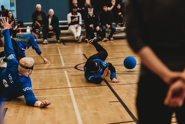 Vancouver Goalball Grand Slam 2019
