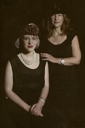 Jen and Sidonie