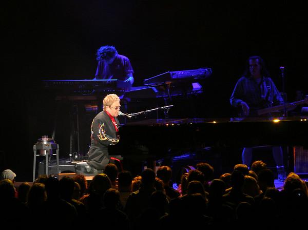 Elton John, Oct. 6, 2007
