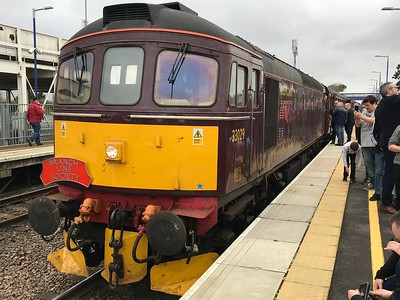 BLS 'The Devonian Crompton' Weekend, 7th-9th March 2020
