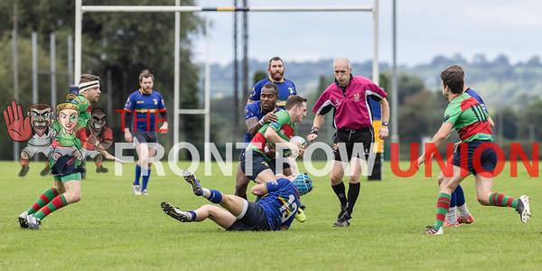2021-09-11 Lisburn 12 Donaghadee 19 Championship 2