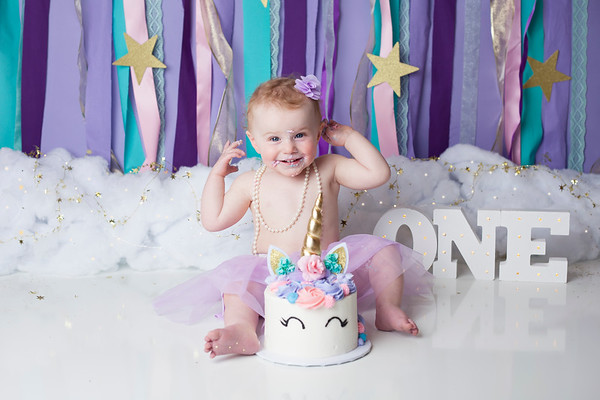Cake Smash/ First Birthday Sessions