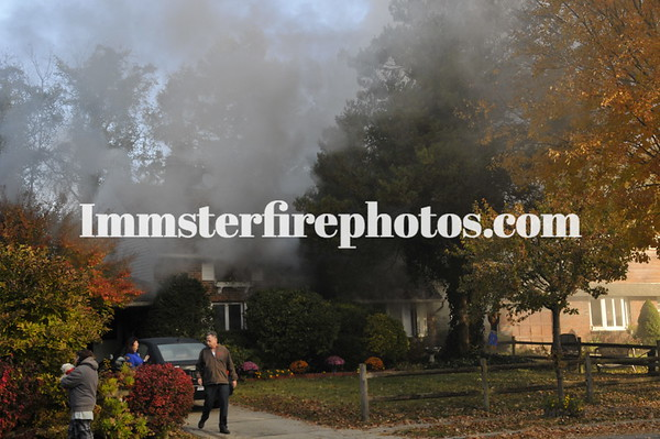 HICKSVILLE FD 2 SIG 10s ABBOT LA & W OLD COUNTRY RD 11-8-11