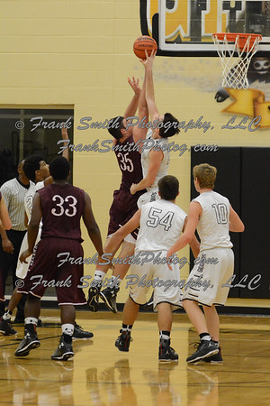 2015-01-09 - GHS Boys Varsity BB vs Hallettsville