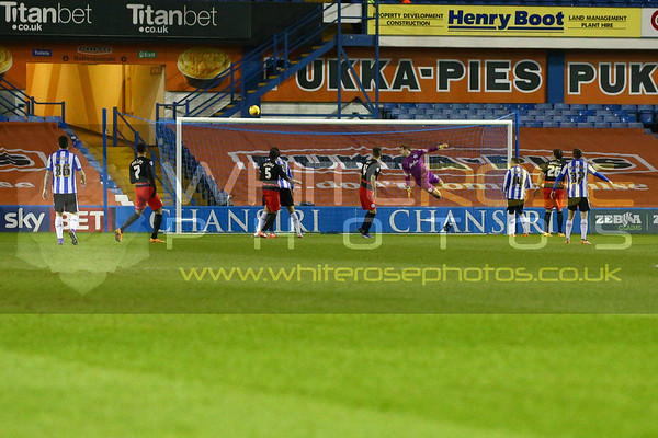 Sheffield Wednesday v Queens Park Rangers