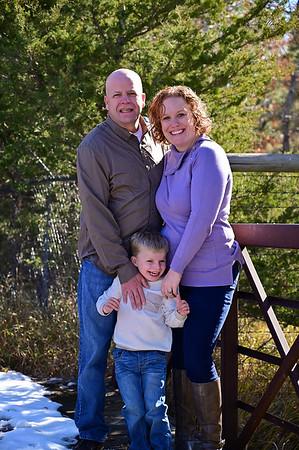 Kanzler Family Portraits