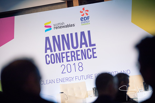 Scottish Renewables Annual Conference 2018