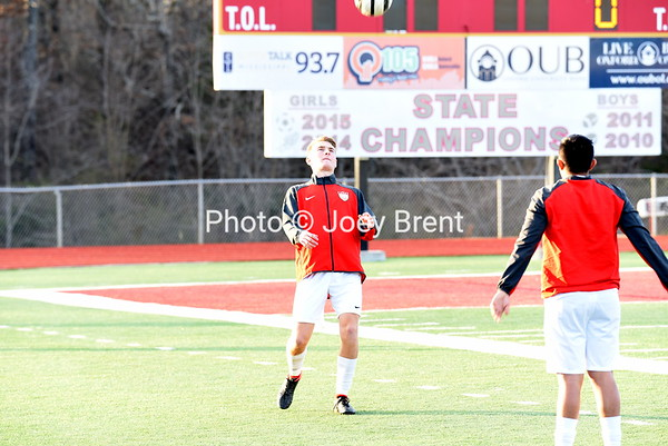 LHS vs OHS Soccer 1-26-18