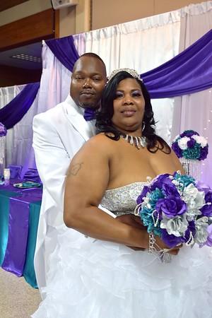 Mr. & Mrs. Stevenson