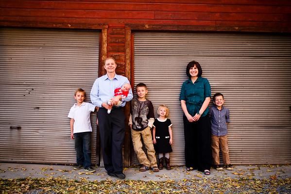 Craig Family 06 Nov 2009