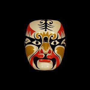 Masks Wall Four