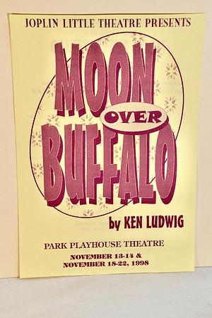11-13-1998 Moon Over Buffalo @ Joplin Little Theatre