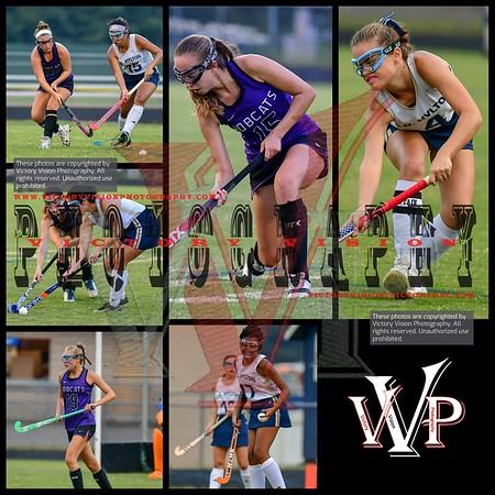 Battlefield @ C.D. Hylton Varsity Girls Field Hockey 8-27-18