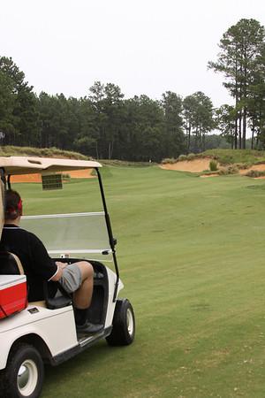 8-11-2009 NC Golfing