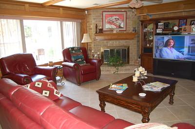 2008 Backyard and Downstairs