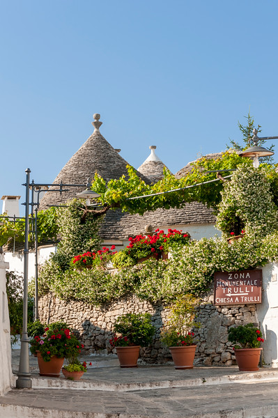 Alberobello Trulli District, Italy