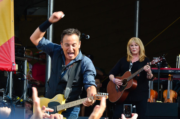 Bruce Springsteen & the E Street Band 04/29/12