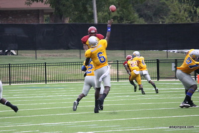 2014 Tuskegee vs Albany State Football