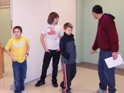 Backpacking Shakedown 2008-02-25