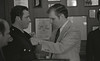 Unidentified Man Presents Police Department Awards