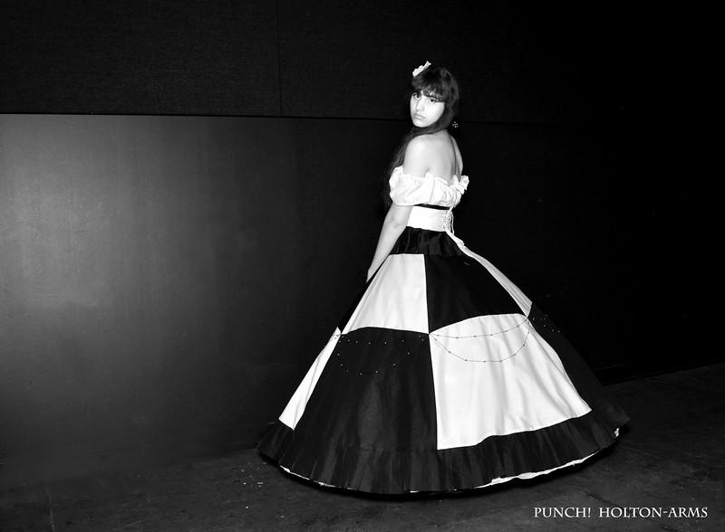 Black Queen - note there is no Black Queen in Alice in Wonderland.