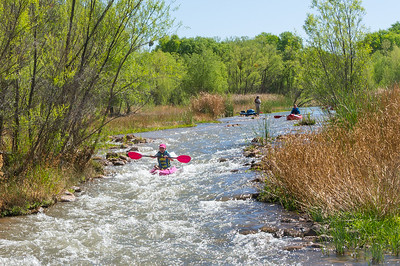 4/21/18 - Grand Canyon Youth/NRCD EEC Verde Kayaking