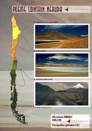 Poème lointain Neruda (Chili)