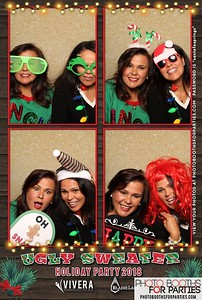 Vivera/ Blaine Labs Holiday Party 2018