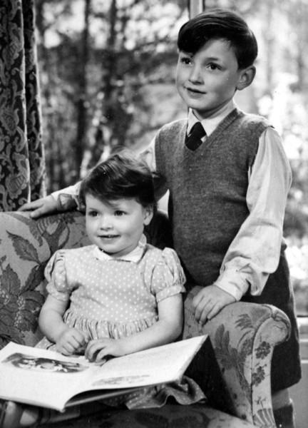 Margaret & Robert David