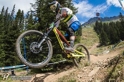 UCI Mountain Bike World Cup Lenzerheide 2017 - Tag 1