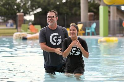 Sunday Funday & Baptisms 8-2-2020