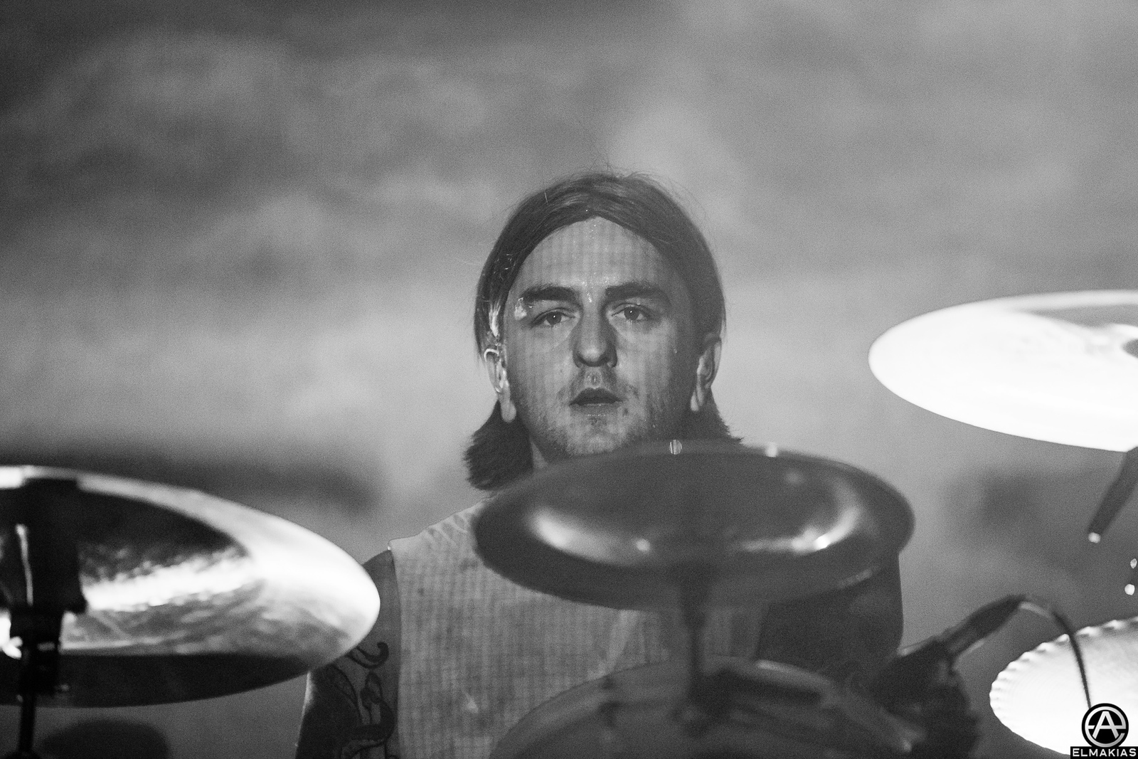 Matt Nicholls of Bring Me The Horizon