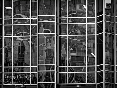 Pittsburgh Plate Glass Building Reflections