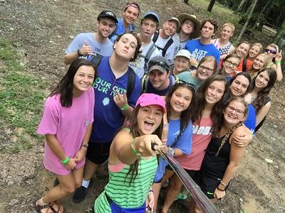 2015 high School Mission Trip