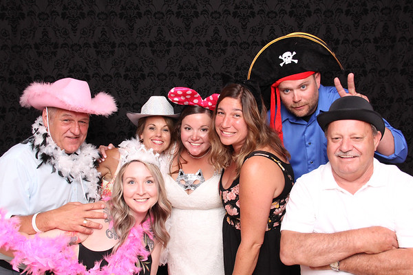 Amy and Stephen - Photobooth